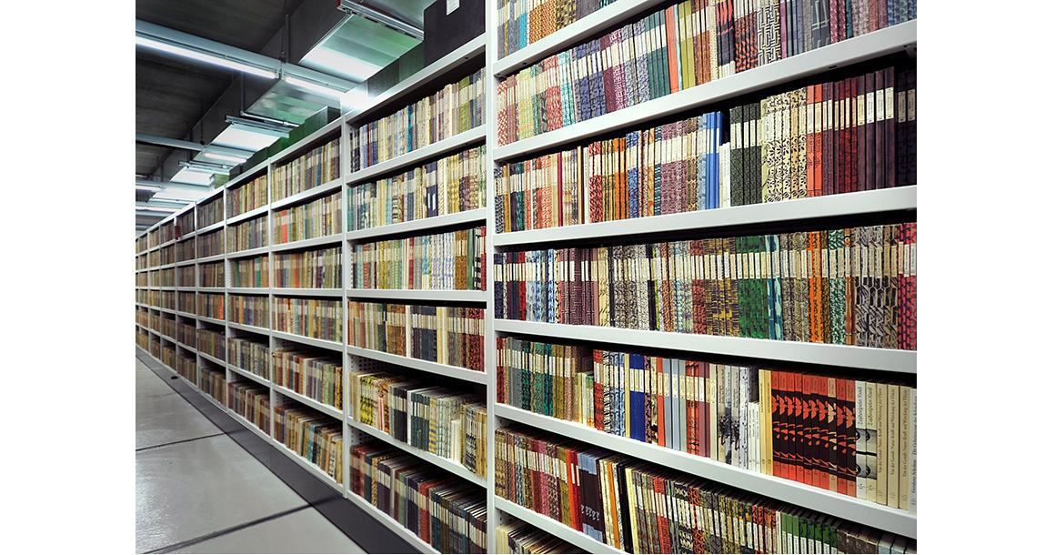 Buchbestand - Suhrkamp - Forschung